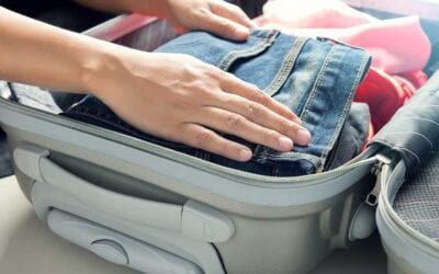 Finally going on a trip this summer? Here's some packing tips!