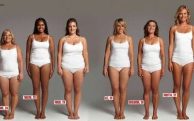 Look Better in Your Clothes by Dressing for Your Vertical Body Shape!